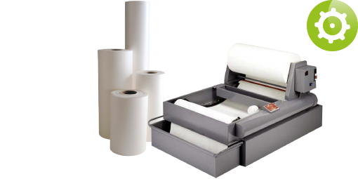 Filter roll products